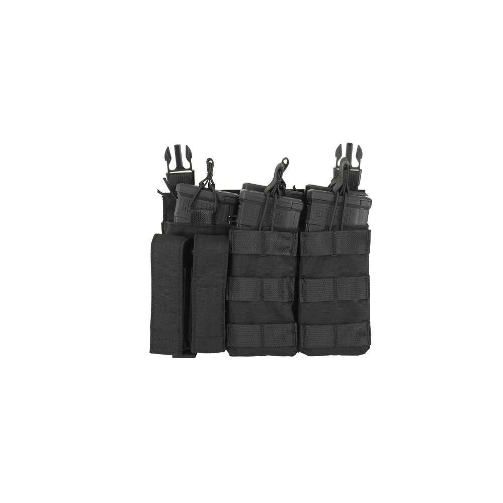 Assault BuckleUp tárzseb (fekete)