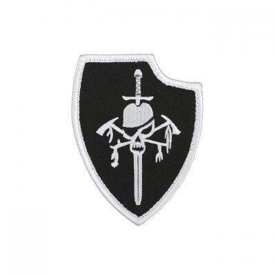 DEVGRU Silver Team GEN2 fekete felvarró
