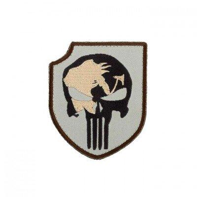 Navy Seal Team3 fehér felvarró