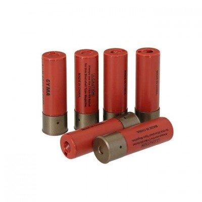 30bb kapacitású CYMA Shotgun Shell (6db/csomag)