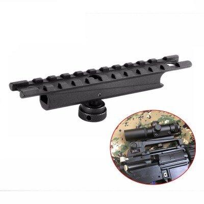 M4, M4A1, M16 felső szerelék, 20 mm