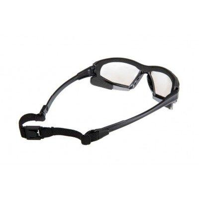 PYRAMEX Highlander Plus védőszemüveg (Szürke)