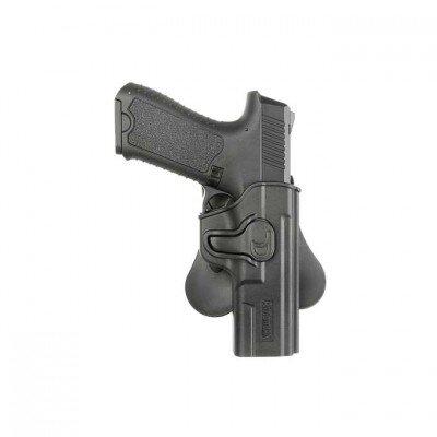 CM.127 Holster Amomax (AEP Glock, fekete)