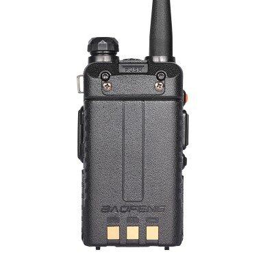 Baofeng UV-5R rádió szett (+headset)