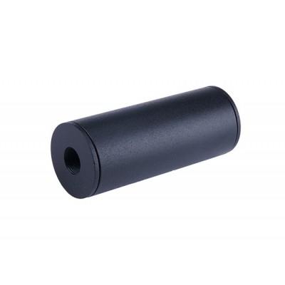 Dummy hangtompító, fekete (10 cm)