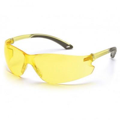 Pyramex Itek Védőszemüveg, sárga