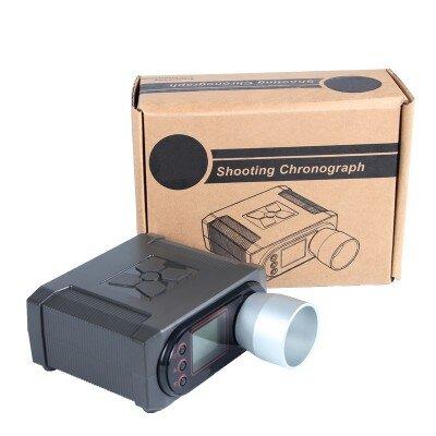 Xcortech X3200 Cronograph, BB sebességmérő