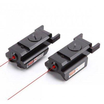 Mini célzólézer (20 mm sínre)