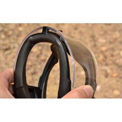 Black GX-1000 védőszemüveg (3 lencsével)