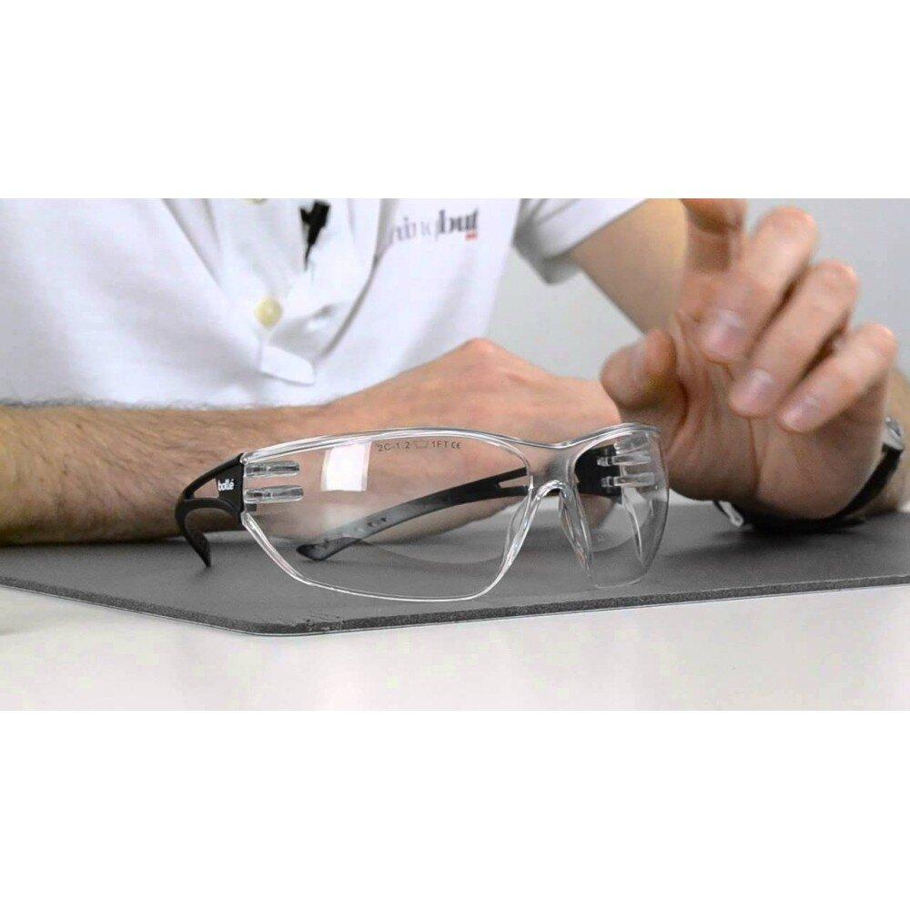 Bollé védőszemüveg (víztiszta)