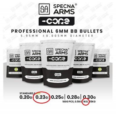 Specna Arms Normal 0,23g (4350bb)