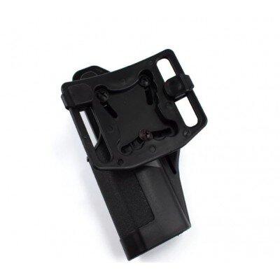 Glock holster 17,19,23,32 gyorstok (fekete)