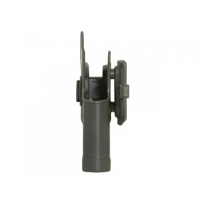 Glock holster 17,19,23,32 gyorstok (olive zöld)