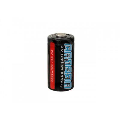 3 V-os, NEM újratölthető elem!