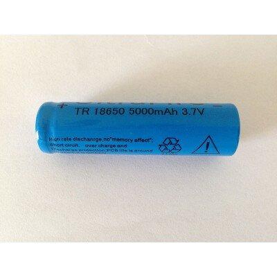 18650 Lithium-Ion akkumulátor 3,7v
