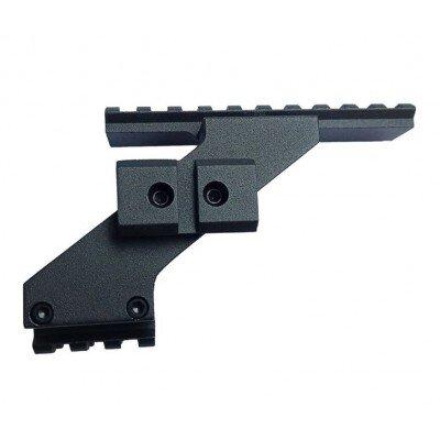 Taktikai felsősín, szerelék (Glock, Colt 1911, Beretta, P30)