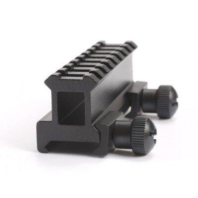 20/20mm magasító szerelék, 8 slot (25 mm)