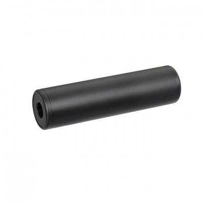 Dummy hangtompítók, fekete (10 cm)