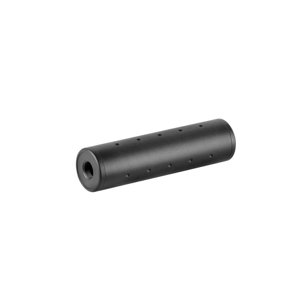 Dummy hangtompítók, fekete (13 cm)